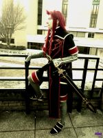 BASH Con 2012: Asch The Bloody by Ritzy-kun