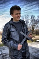 The Cross - HDR by latunov
