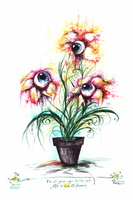 eyeflowers by rionka