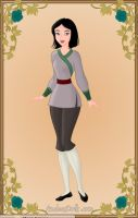 Mulan teacher by monsterhighlover3