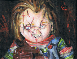 Chucky by ConkerTSquirrel