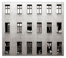 Neighbours - panopticum by streetshots