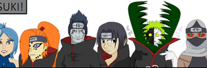 ASK THE AKATSUKI! by AskAkatsuki