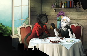 Afternoon Tea by dai