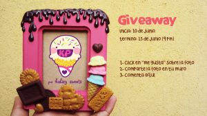 Giveaway FB Mexico only by KPcharms