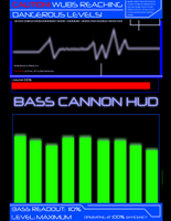 BASS CANNON READOUT by wolf117M