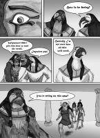 Hotep: Page 27 by littledinosaurarms