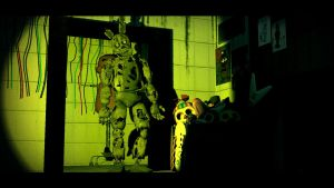 springtrap revealed by crazybot1231