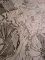 Vampire Knight Zero by ricochet997