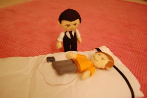 Go to sleep, Mr Eames. by fera-festiva