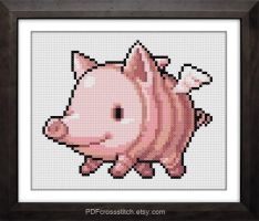 0003.Pigmy by PDFcrossstitch
