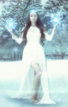 Snow Queen by Mikhaeel
