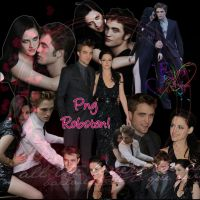 Png's  Robsten by jess189