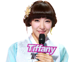 [Render] Tiffany MBC MC-ing#1 by HanaBell1