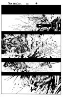 Random Captain America page 2 by TimTownsend