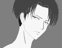 Lance Corporal Levi (SnK) by Gandalfgirl579