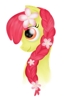 Apple Blossoms by Ariah101