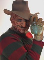 Freddy krueger Promotional IV by scarehuman