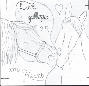 Love Gallops On The Heart by sonic4465