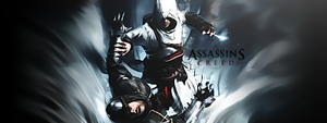 Assasin's Creed Signature by mrccreativo