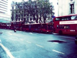 You'll Never Catch A Bus by MariaRahbek