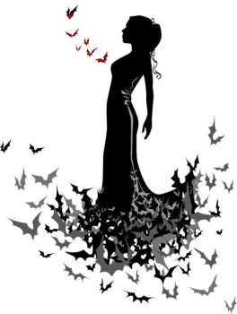 Silhouette by MonkeyCadaver