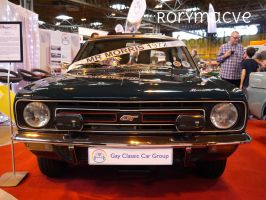 1972 Morris Marina GT by The-Transport-Guild