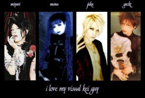 Orignal visual kei background by spookyweasel