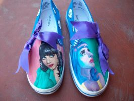 Katy Perry Shoes by NatziYeti