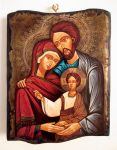The Holy Family by GalleryZograf