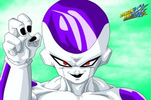 frieza dragon ball kai by ingridMZ
