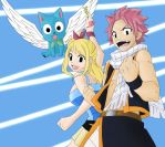 Fairy Tail by Waldred