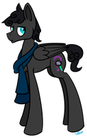 Trade: Sherlock Hooves by Winter-Hooves