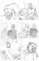 X-Men Page 5 by craigcermak