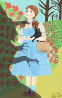 Dorothy Gale by Asidpk