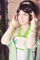 ATLA - I just must behave as a Lady by FirehawkCosplay