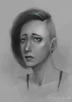 Teal by JoshuaNel