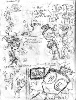 AHS Invader zim Pg6 by shnackeater