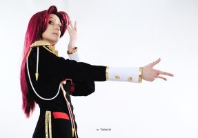 Touga Kiryuu by palecardinal