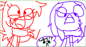 Iscribble fun - With Kat (4) by DrRichtofen935