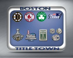 Boston is Title Town by bostonguy3737
