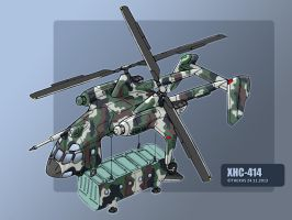 XHC-414 by TheXHS