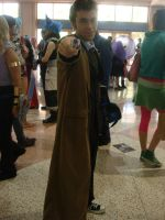 The tenth doctor cosplay by Kium