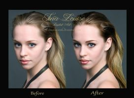 Simple Beauty Retouch by TinaLouiseUk
