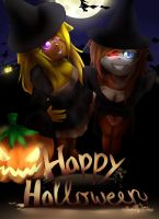 -C- Happy Halloween! by Milchwoman