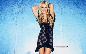 Wallpaper, Britney by MorePoison