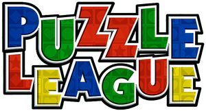 Puzzle League logo (GBA) by RingoStarr39