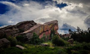 At Red Rocks CO by drhine