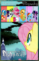 MLP : Dragonshy - Movie Poster by pims1978