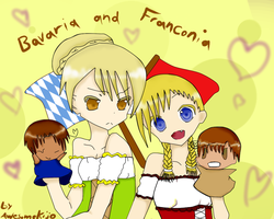 APH Bavaria and Franconia/ Bayern und Franken by AwesomeKijo
